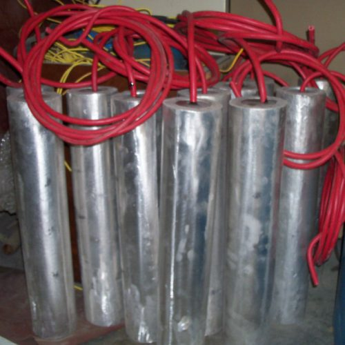 Mg Anodes